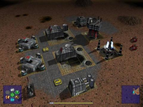 Come potete notare da questo screenshot la grafica del gioco è in 3D e abbastanza soddisfacente...